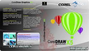coreldrawX5